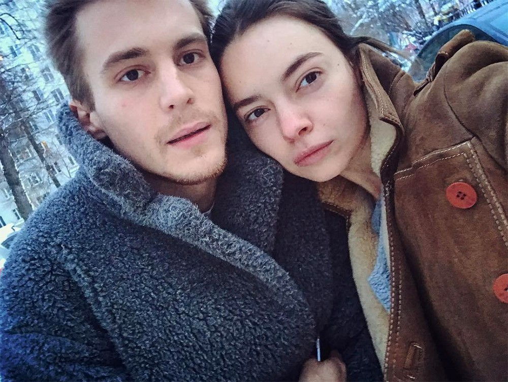 Иван Янковский и Вера Панфилова