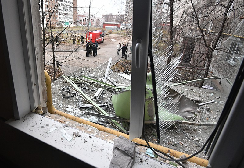 Последствия взрыва газа