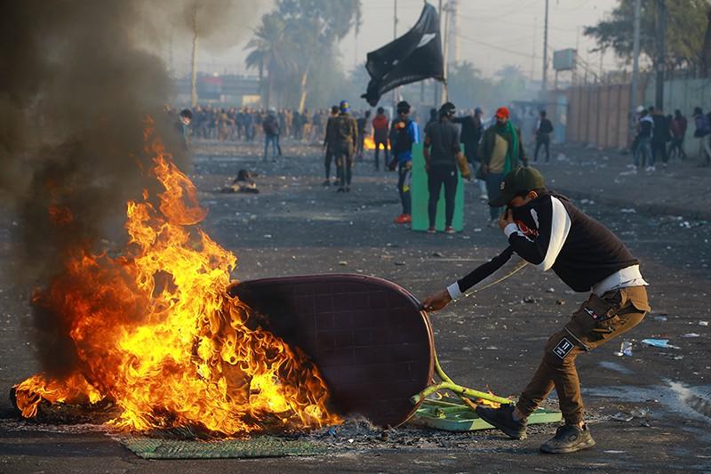 Беспорядки в Ираке