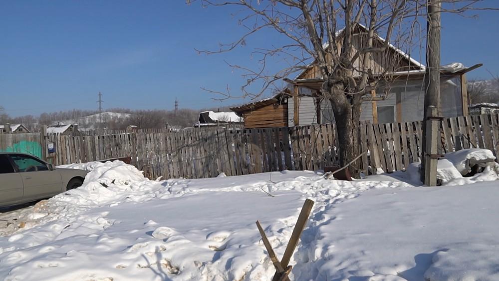 Дом мужчины из Хабаровска