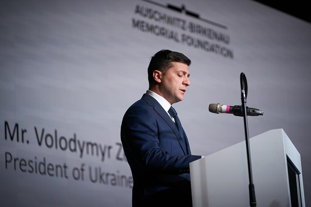 Визит Владимира Зеленского в Польшу