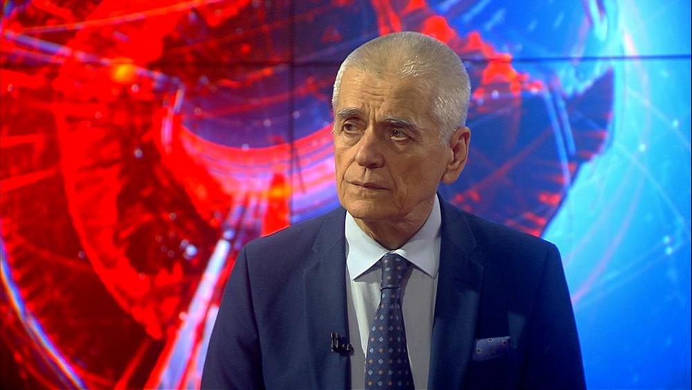 Геннадий Онищенко, врач-эпидемиолог, академик РАН