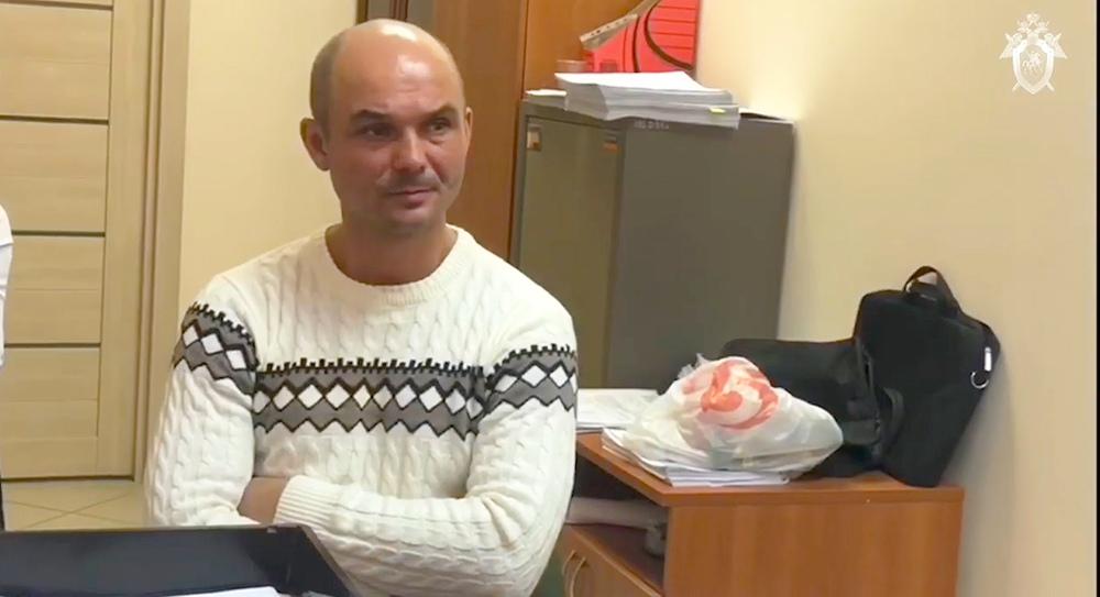 Мужчина из Хабаровска