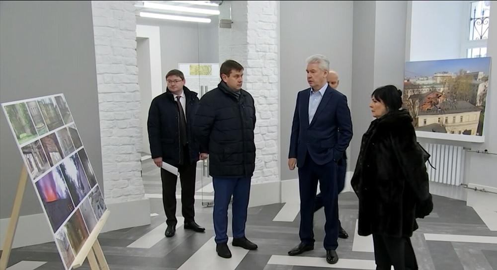 Завершена реставрация здания Московской межевой канцелярии