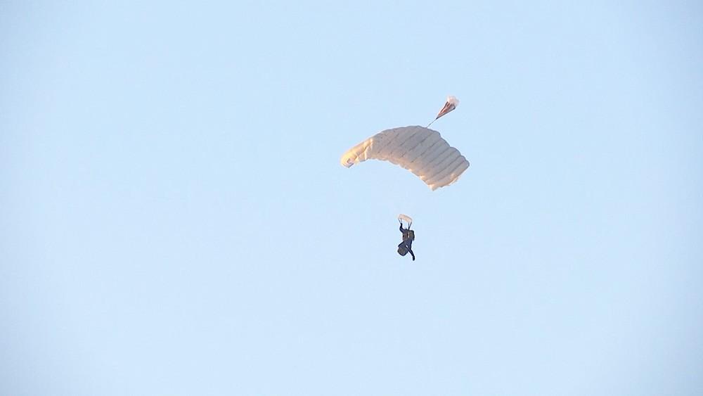 Учения поисково-спасательной группы Центрального военного округа