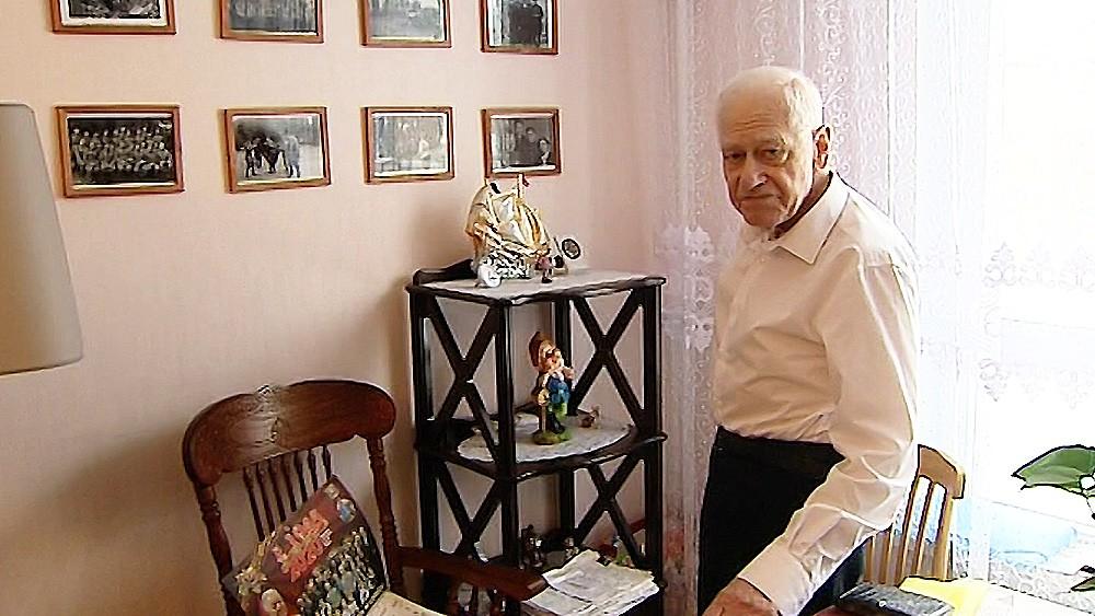 Ветеран Жорес Артемов