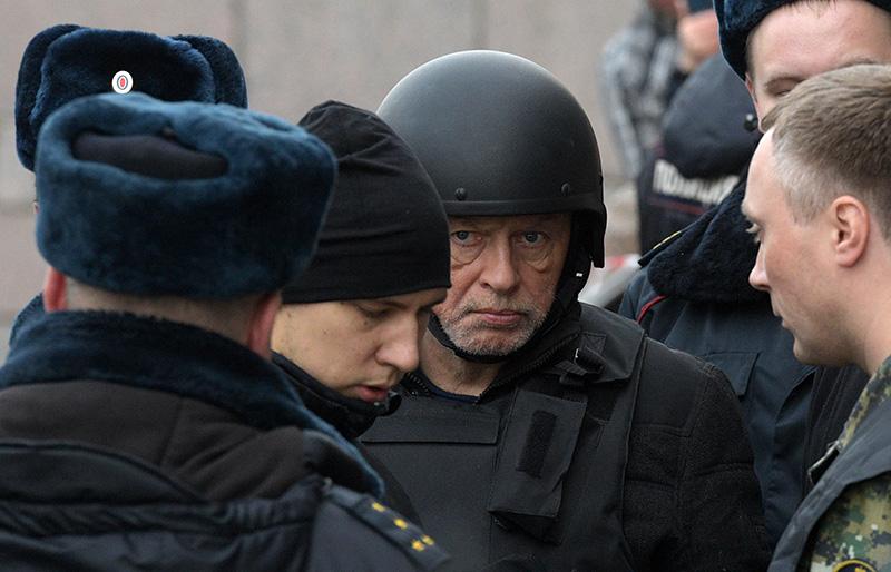 Доцент Санкт-Петербургского государственного университета (СПбГУ) Олег Соколов