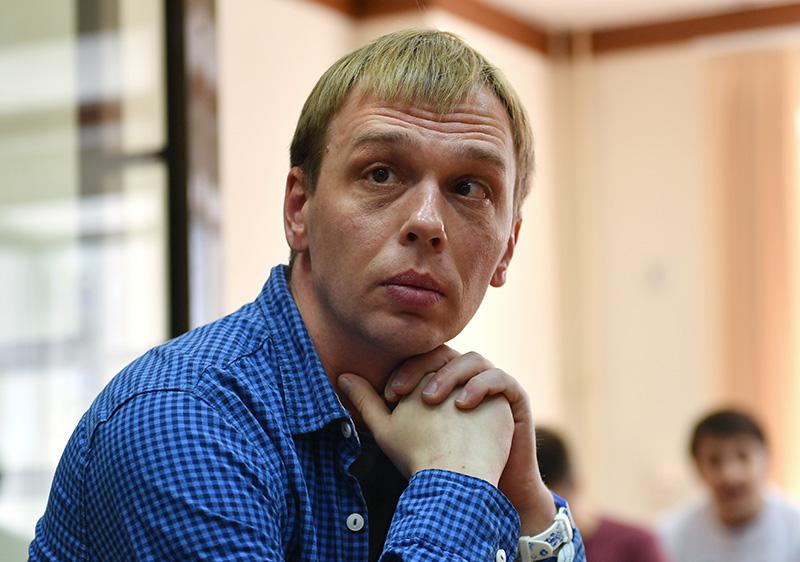 """Журналист интернет-издания """"Медуза"""" Иван Голунов"""
