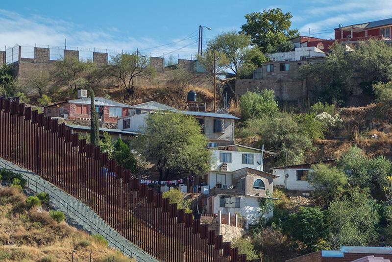 Мексиканская стена Трампа