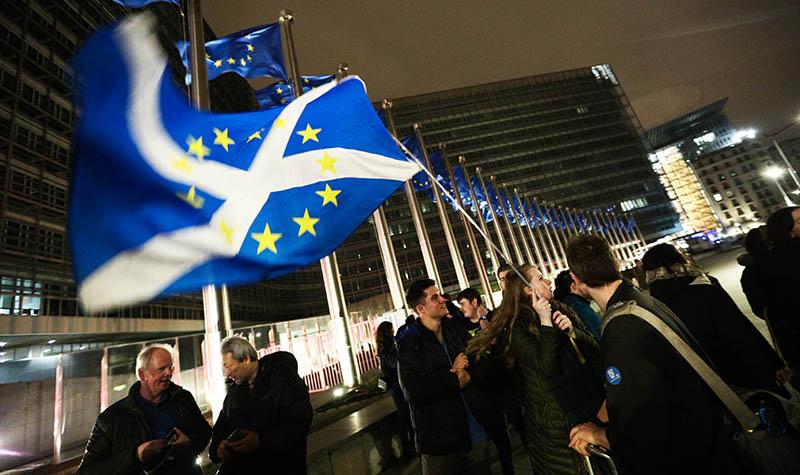 Выход Великобритании из Евросоюза