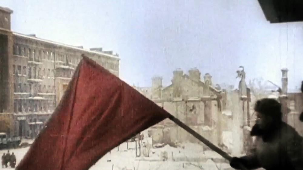 Видеохронника Второй мировой войны. Сталинградская битва