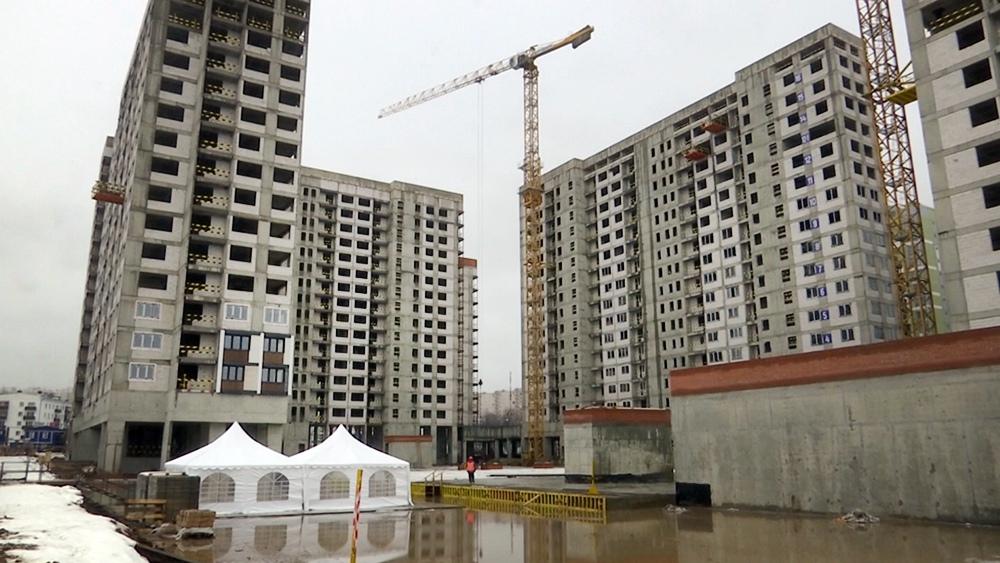 Строительство жилого дома по программе реновации