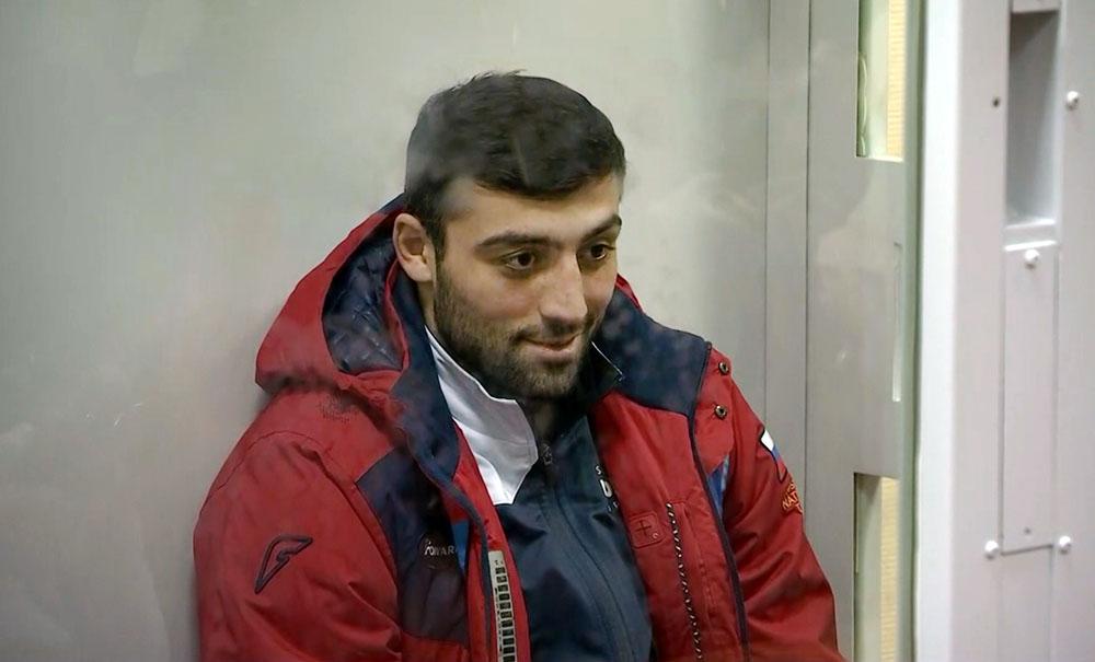 Боксер Георгий Кушиташвили в суде