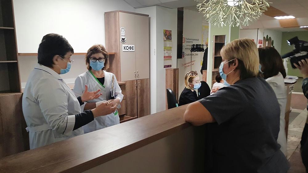 """Лечебно-реабилитационный центр """"Градостроитель"""", где будут размещены российские граждане, эвакуированные из Китая"""