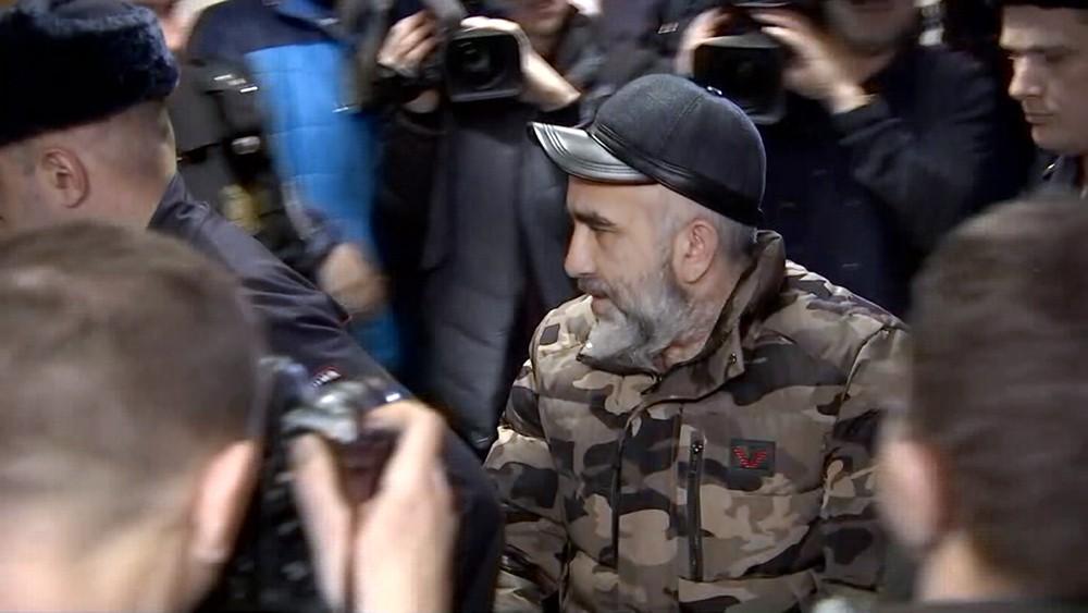 Мурат Шхануков, избивавший пасынка