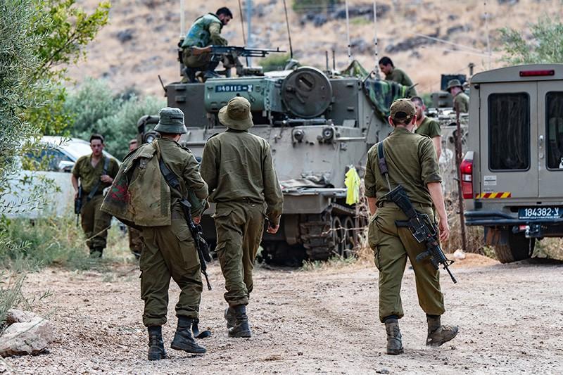 Военные в Иерусалиме