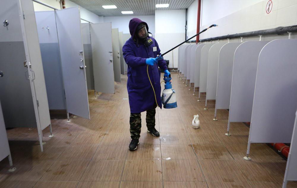 Санитарная обработка