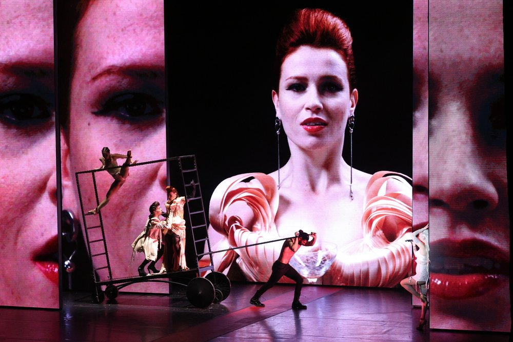 Шоу Jean Paul Gaultier. Fashion Freak Show