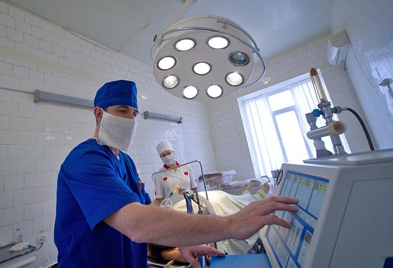 Бригада анестезиологов