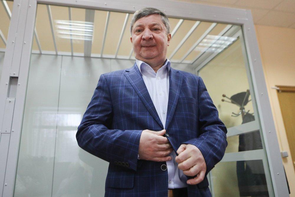 Халил Арсланов в суде