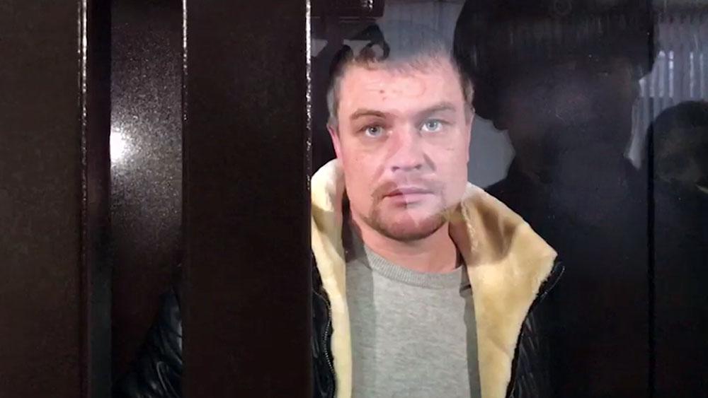 Спасший детей от педофила Владимир Санкин