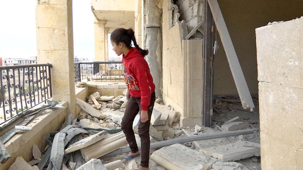 Окраины Алеппо опустели из-за постоянных обстрелов боевиков
