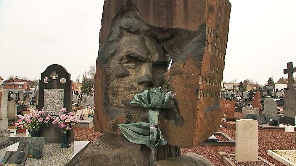 Воинский мемориал во Франции