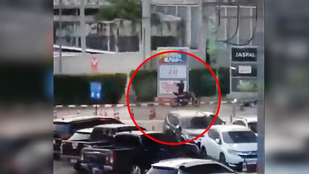 Стрельба в Таиланде