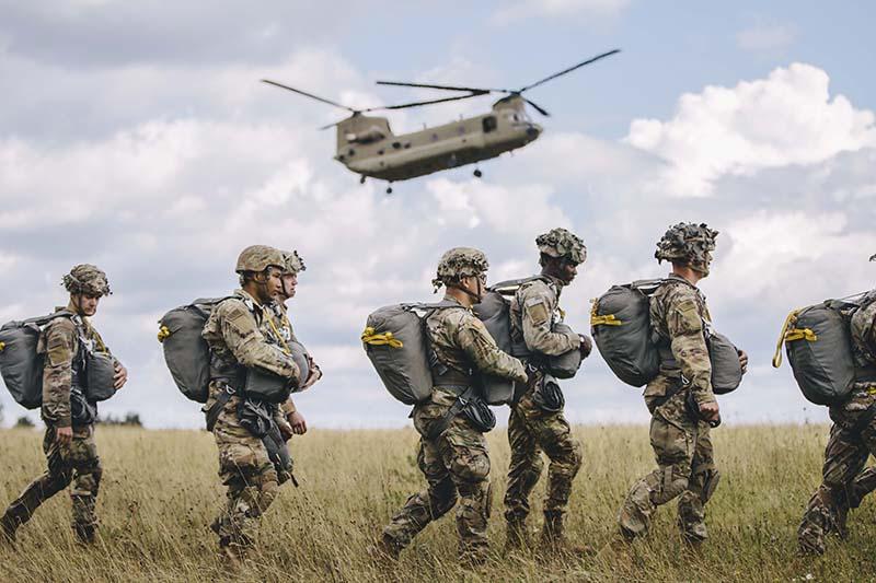 Десант США