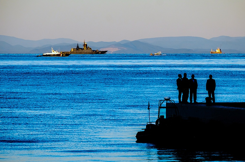 Корабли береговой охраны России