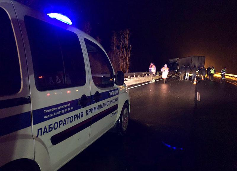 ДТП в Псковской области