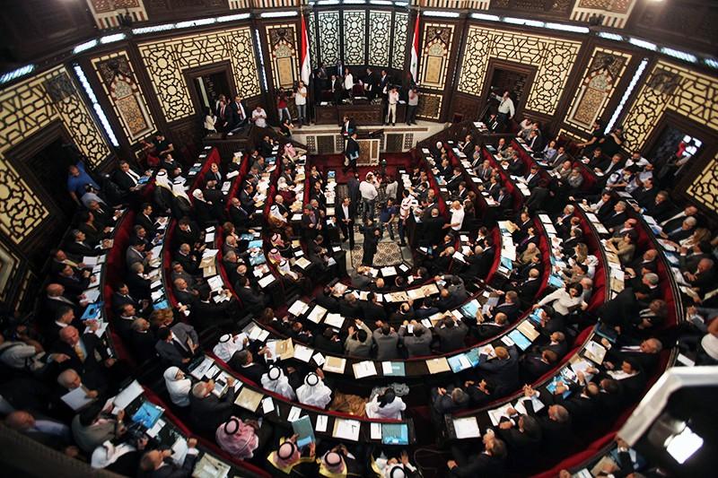Парламент Сирии