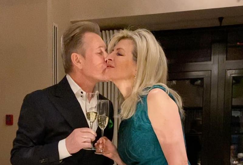 61-летний Малинин растрогал жену признанием в любви