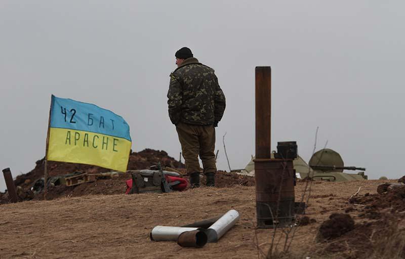 Война на юго-востоке Украине