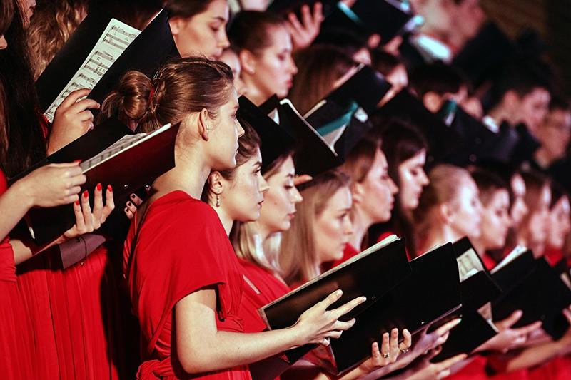 Академический хор Российской академии музыки имени Гнесиных