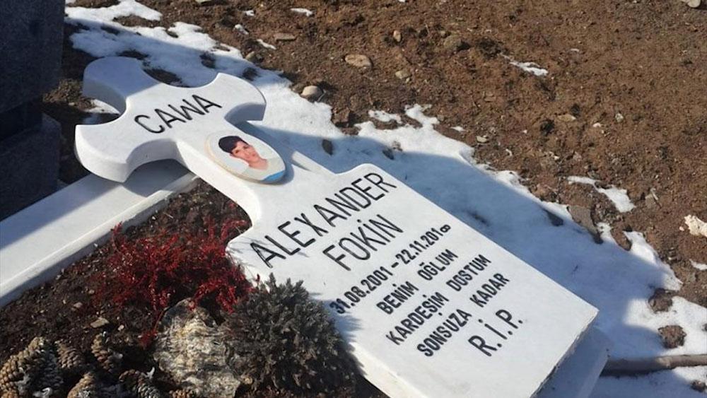 В Анкаре осквернили христианские могилы