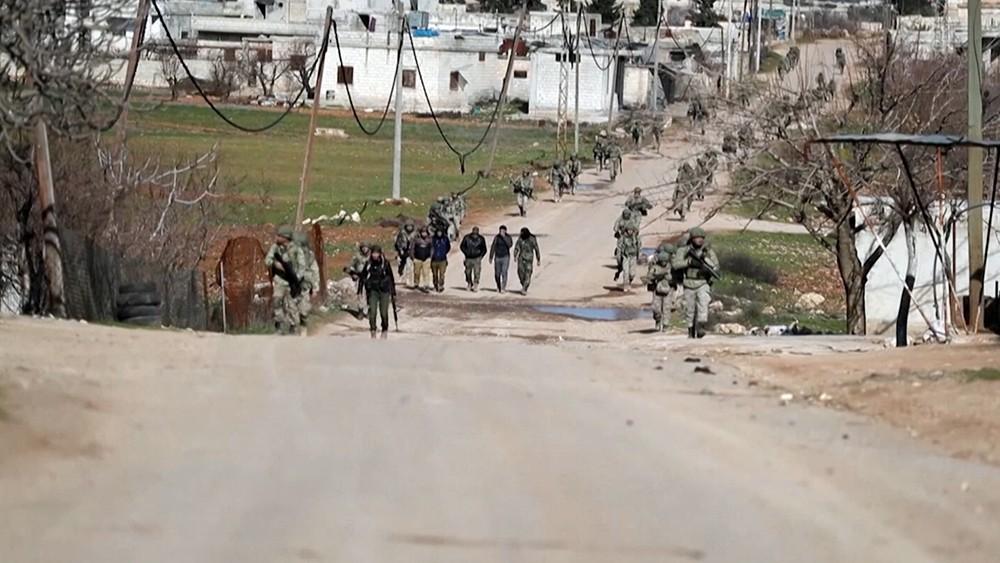 Зона деэскалации в Сирии