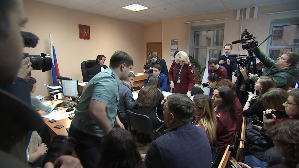 Задержана сбежавшая из карантина в Петербурге