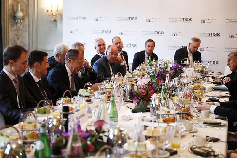 Мюнхенской конференции по безопасности 2020