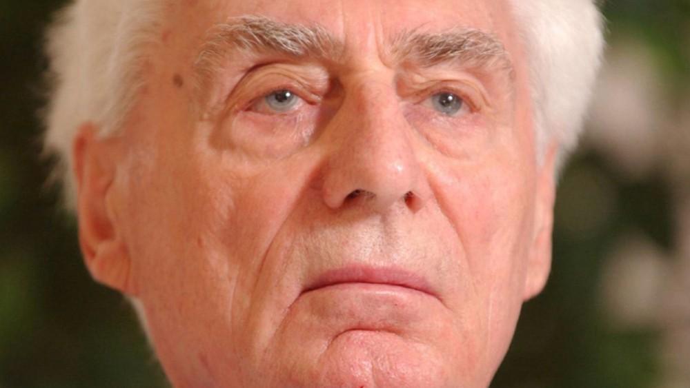 Нацистский преступник Гельмут Оберлендер