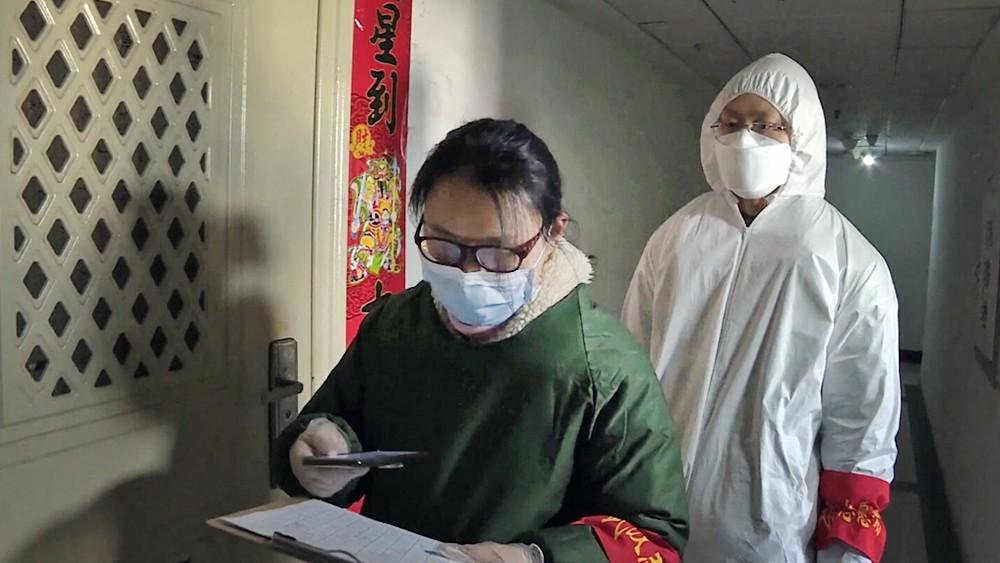 Борьба с вирусом в Китае