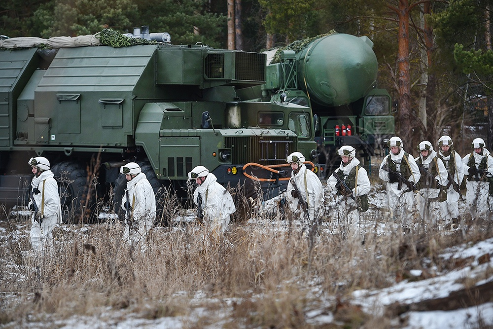 Ракетные войска армии России