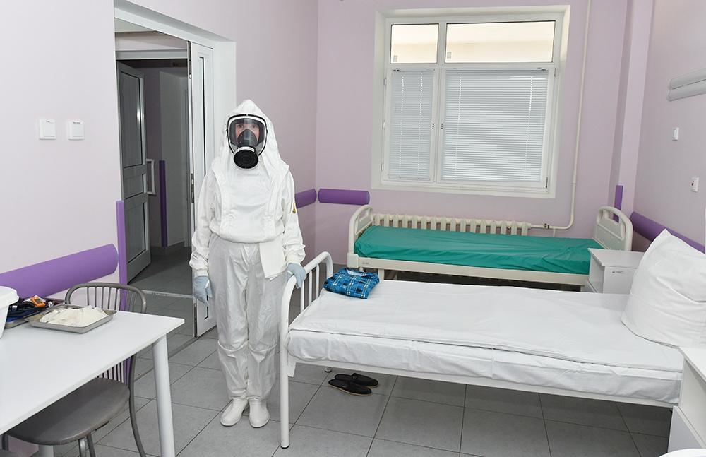 Республиканская клиническая инфекционная больница в Татарстане