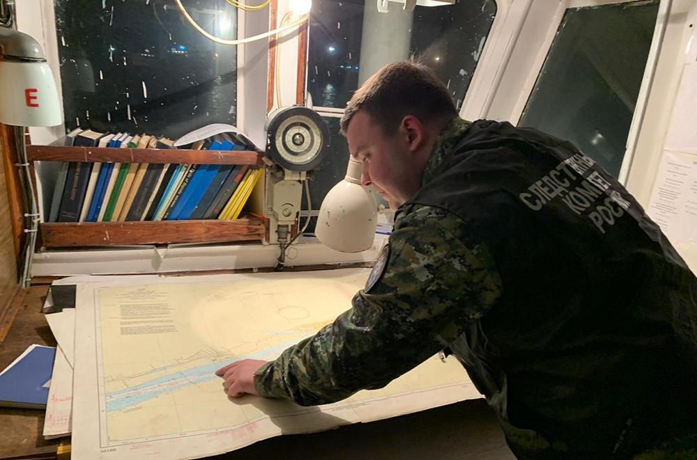 Сотрудник СК России