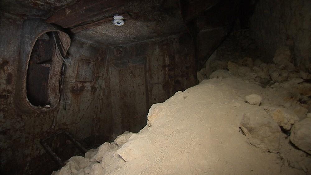 В Севастополе обнаружили бункер времен ВОВ