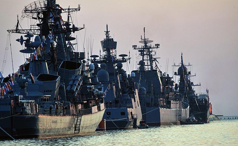 Военные корабли Черноморского флота