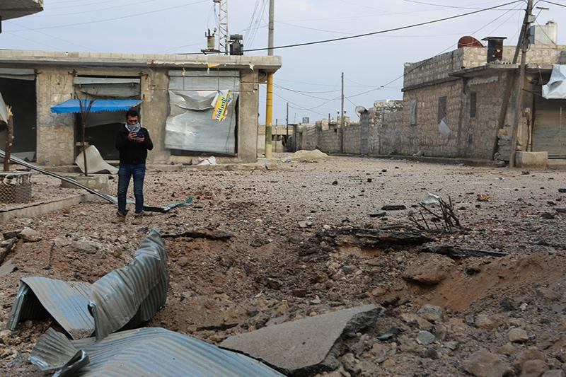 Провинция Идлиб, Сирия