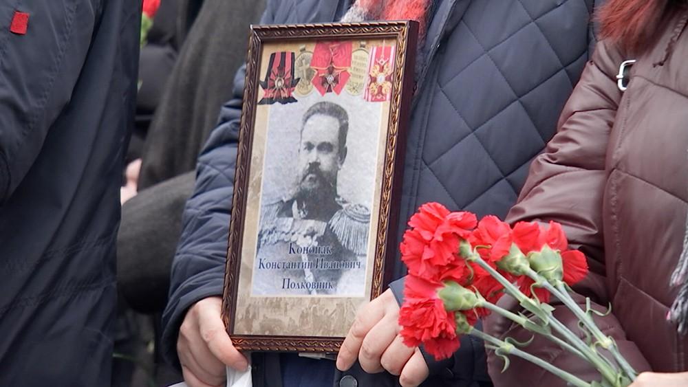 Торжественные мероприятия у Часовни-памятника гренадерам, павшим под Плевной