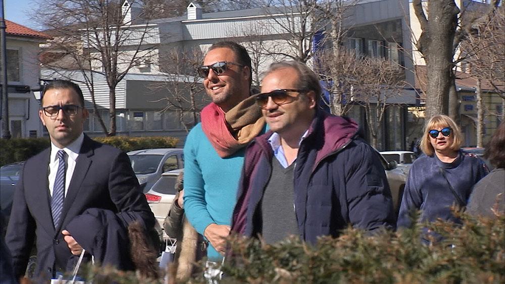 Делегация политиков из Сицилии прибыла в Крым
