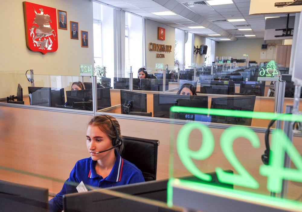 Работа call-центра Службы 112